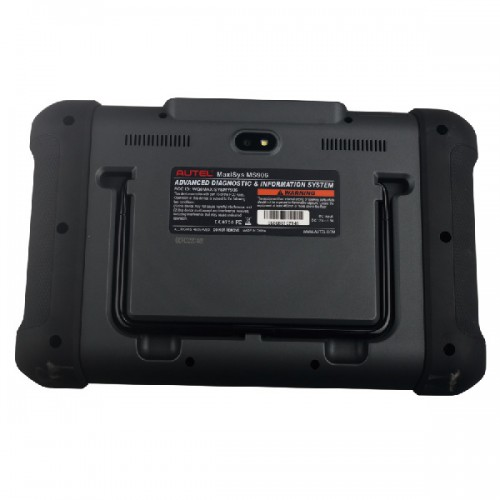 Original AUTEL MaxiSYS MS906 Auto Diagnostic Scanner Supports Active Test and Key Coding Updated Version of DS708