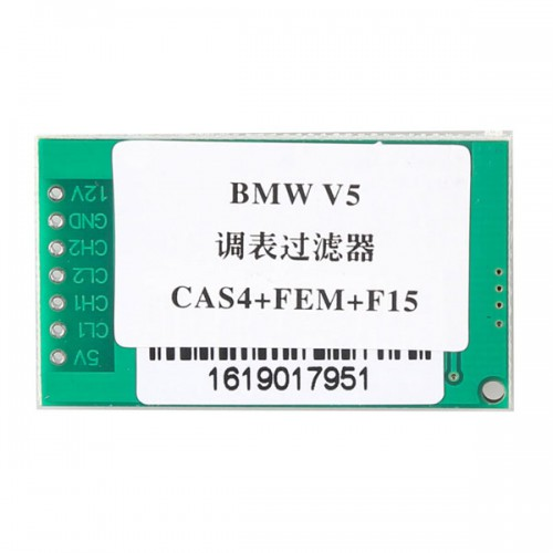 Best Price V5 CAS4 CAN filter for BMW F-series, CAS4, FEM, Body and ECU