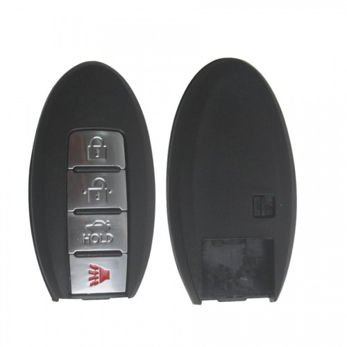 Smart Remote Shell 4 Button for Nissan