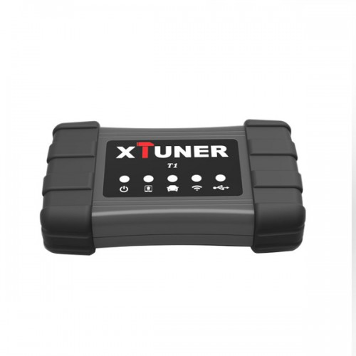 (US,UK Ship No Tax) XTUNER T1 Heavy Duty Scanner V13.1 Auto Intelligent Trucks Diagnostic Tool Supports Wifi Works on WinXP-Win10