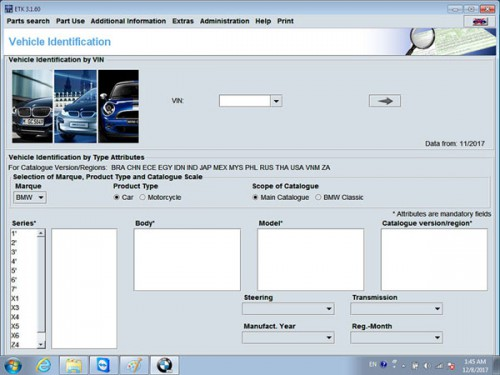 V2017.12 BMW ICOM Software HDD ISTA-D 4.08.12 ISTA-P 3.63.0.400 with Engineering Software