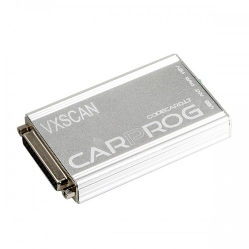 (UK Ship No Tax) Carprog Full V10.93 With All 21 Adapters Including Much More Authorizations