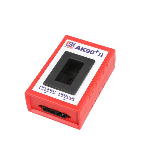 Newest V3.19 BMW AK90+ II Auto Key Programmer for All BMW EWS Version