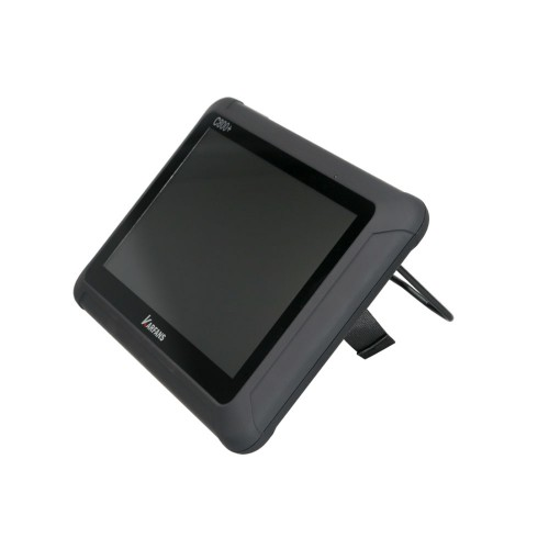 CAR FANS CARFANS C800+ Heavy Duty Truck Diagnostic Scan Tool with Special Function Calibration better than Launch GDS