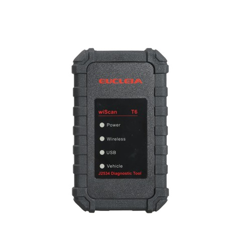 EUCLEIA Tabscan S8 Auto Intelligent Dual-mode Diagnostic and Coding System Update Online