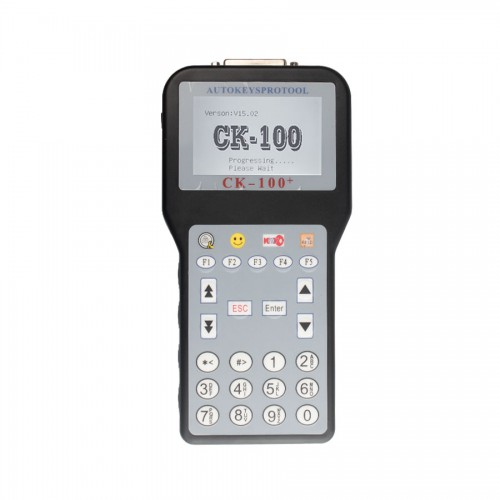 (Ship From US) CK-100 Auto Key Programmer V99.99 Newest Generation SBB with 1024 tokens