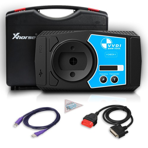 (UK Ship No Tax) V1.6.2 Xhorse VVDI BMW Immobilizer, Coding and Programming Tool with Free Gift VVDI Mini Key Tool