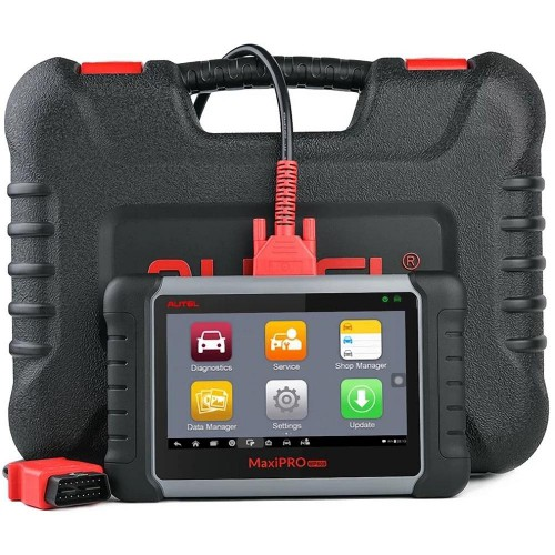 (EU UK Ship No Tax) Autel MaxiPro MP808K Bi-Directional OBD2 Diagnostic and Key Coding Tool Android Based