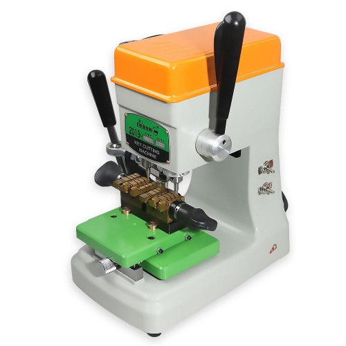 FUGONG 998A Automatic Key Cutting Machine 220V Key Duplicating Machine Locksmith Tool
