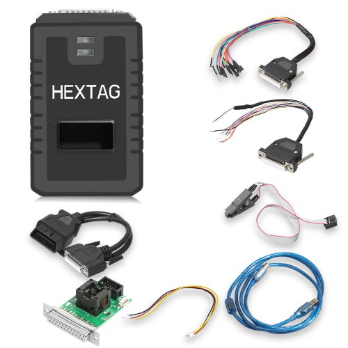 Original V1.0.24 HexTag Programmer with BDM Functions Shipping from UAE