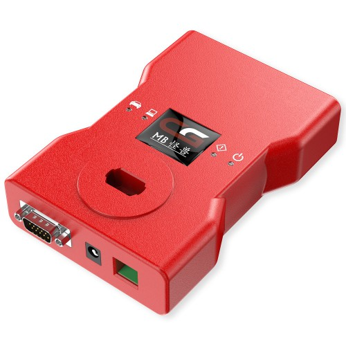 (US, UK Ship No Tax) V3.0.2.0 CGDI Prog MB Benz Car Key Programmer Free Update Online with 1 Free CG BE Key