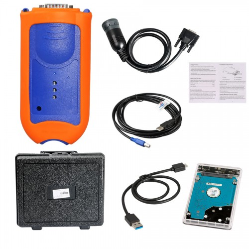 [6% OFF $939.06] Service Advisor EDL V2 Electronic Data Link Truck Diagnostic Kit for John Deere with Free Software 4.0AG, 4.0 CCE, 2.8 CF