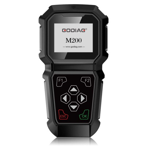 GODIAG M200 Chrysler Jeep OBDII Odometer Adjustment Tool Read and Write KM