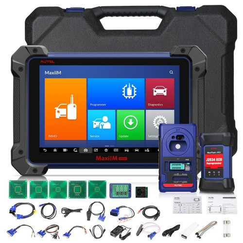 [Ship from US EU] Original Autel MaxiIM IM608 Advanced Diagnose + IMMO Tool Plus AUTEL XP400Pro Same as Autel IM608 Pro