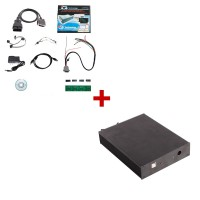FGTech Galletto 2-Master EOBD2 New Add BDM Function Plus KTAG K-TAG ECU Programming Tool