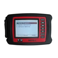MOTO Triumph Motorcycle Diagnostic Tool