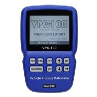 VPC-100 VPC100 Vehicle Pin Code Calculator (with 500 Tokens) Hand-Held