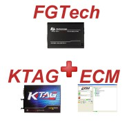 KTAG K-TAG Plus V54 FGTech Galletto Plus ECM TITANIUM