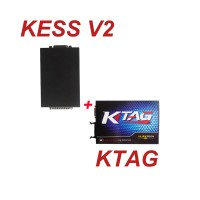V2.15 KESS V2 OBD2 Manager Tuning Kit Plus V2.10 KTAG K-TAG ECU Programming Tool