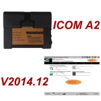 ICOM A2+B+C Diagnostic & Programming Tool for BMW With 2014.12 Software HDD