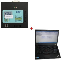 Buy XPROG-M V5.5.5 X-PROG M BOX V5.55 ECU Programmer Get Free T420 Laptop USB Dongle Especially for BMW CAS4 Decryption