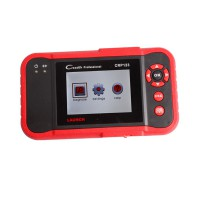(US Ship No Tax) Launch CReader Professional 123 Launch CRP123 Code Reader