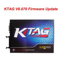 Firmware update for K-TAG KTAG from V5.001 to V6.070