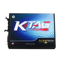 V2.13 KTAG K-TAG Firmware V6.070 ECU Programming Tool Master Version with Unlimited Token and ECM TITANIUM V1.61 for Free
