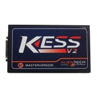 V2.37 Truck Version KESS V2 Firmware V4.024 Manager Tuning Kit Master Version