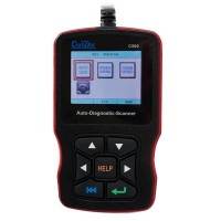Creator C500 Auto Diagnostic Tool OBD2 OBDII Scanner for BMW/Honda/Acura