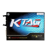 Newest V2.23 KTAG ECU Programming Tool Firmware V7.020 Master Version No Tokens Limit