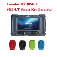 (UK Ship No Tax) Lonsdor K518ISE Key Programmer Plus SKE-LT Smart Key Emulator