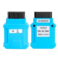 (US Ship No Tax) KeyMaker Honda Key Programmer Supports Honda/Acura 1999-2012 Including All Keys Lost
