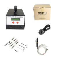 WOYO UC009 Ultrasonic Cutter for Cutting Plastic UC009 Hobby Tool