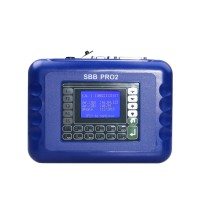 SBB Pro2 Key Programmer V48.99 Can with 1024 Tokens Replace SBB 46.02