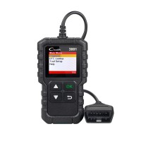 (US,UK  Ship No Tax) Launch Creader 3001 Full OBDII/EOBD Code Reader Scanner CR3001 Diagnostic Tool Multilingual