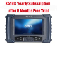 Lonsdor K518S Yearly Software Update Subscription After 6-Month Free Trail