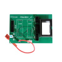 BMW FEM BDC Bench Integrated Interface Board for Yanhua Mini ACDP and Any FEM Key Programming Devices Free Shipping