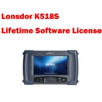 Lonsdor K518S Key Programmer Lifetime Update Software License (Not Including Hardware)