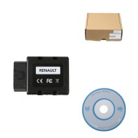 (UK Ship No Tax) Renault-COM Bluetooth Diagnostic and Programming Tool for Renault Replace Renault Can Clip