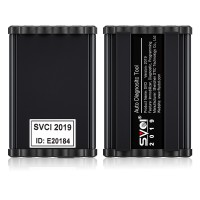 (UK Ship No Tax) SVCI 2019 Commander Auto Diagnostic Tool for most Cars with 18 Software