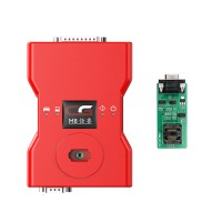(UK,US Ship No Tax) CGDI Prog MB Benz Key Programmer For All Keys Lost with ELV Repair Adapter with Free OEM BMW FEM-BDC 8-PIN Adapter
