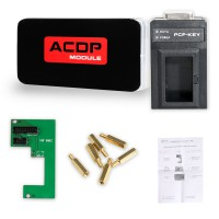 Yanhua Mini ACDP V-A-G MQB/MMC Odometer Correction and IMMO Key Programming Module