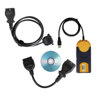 Best Price V2011 Multi-Di@g Access J2534 Pass-Thru OBD2 Device with Multi-Language