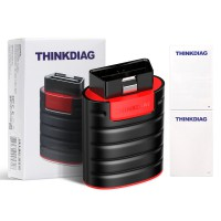 (UK,US Ship No Tax) Launch THINKCAR Thinkdiag OBD2 Full System Power than Easydiag Diagnostic Tool with 3 Free Software
