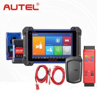 Autel MaxiIM IM608 + G Box2 + APB112 Smart Key Simulator + Toyota 8A AKL Adapter