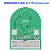 Yanhua ACDP MPS6 Gearbox Clone Module 14 For Volvo, Landrover, Ford, Chrysler, Dodge
