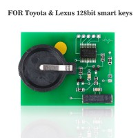 Scorpio-LK Emulators SLK-07E SLK-07 With Authorization for Toyota & Lexus 128bit smart keys