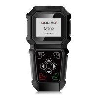 (US Ship No Tax) GODIAG M202 GM Chevrolet Buick Hand-held OBDII Odometer Adjustment Tool