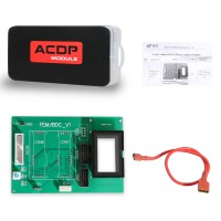 (UK Ship) Yanhua Mini ACDP BMW FEM / BDC A50A Module Supports IMMO Key Programming, Odometer Reset, Module Recovery, Data Backup
